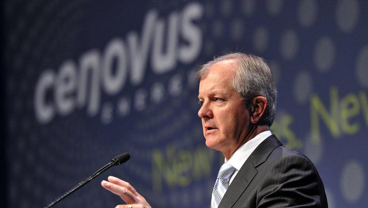 Brian Ferguson president and CEO of Cenovus Energy.