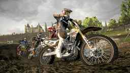 MX vs. ATV: Alive (ESRB: Everyone): With its roster of actual motocross drivers, realistic tracks and environments, and authentic bike and ATV handling, THQ's dirt racer for PlayStation 3 and Xbox 360 is a surprisingly serious go at a sensational sport.