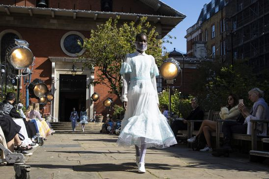 End of the runway? Fashion world mulls post-COVID future