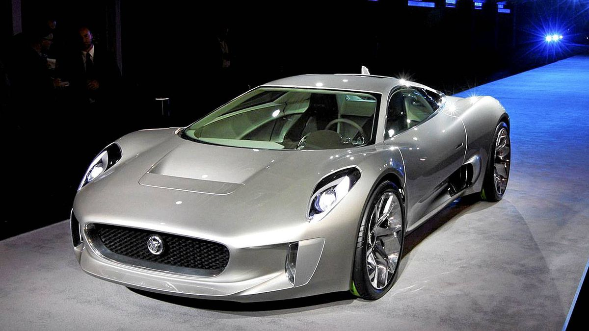 The future will be full of very dull cars if the industry doesn't learn how to craft green vehicles with passion. Jaguar's gorgeous C-X75 hybrid concept gives some cause for hope