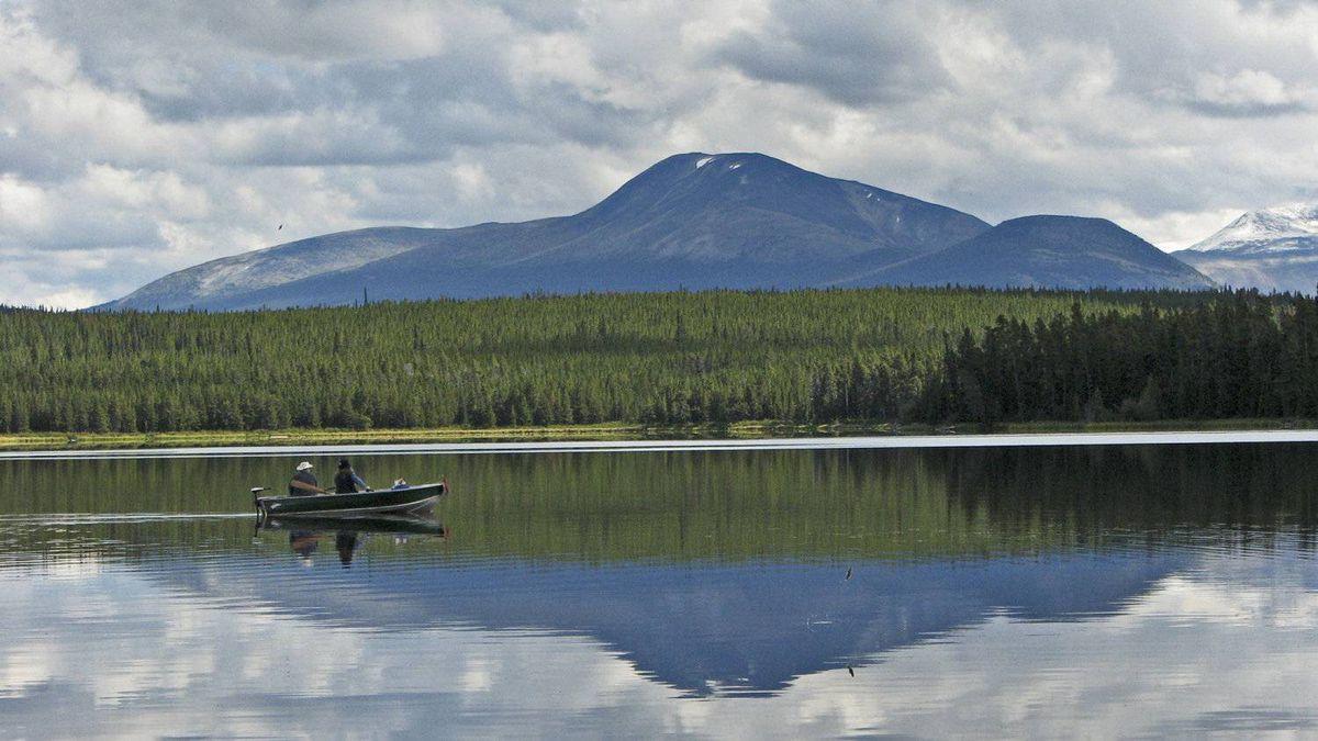 Fish Lake, B.C .