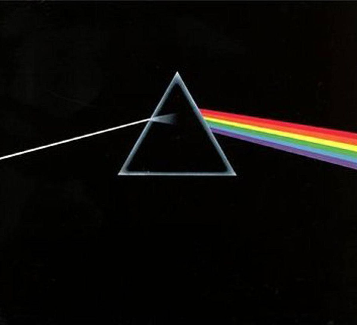 "Pink Floyd: The Dark Side of the Moon Included in the ""Immersion"" version of the 1973 headphone classic are remixes, a scarf (!), concert-screen videos, a documentary, the remastered original album and a live CD from Wembley, in 1974. Breathe in the air, one more time. We might also suggest: Pink Floyd's elliptical 1975 album Wish You Were Here, which gets the same immersion treatment."