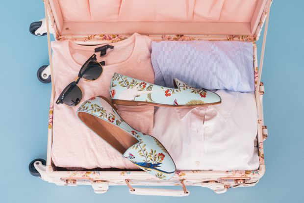 Forget Marie Kondo, it's travel that teaches you to let go of 'stuff'