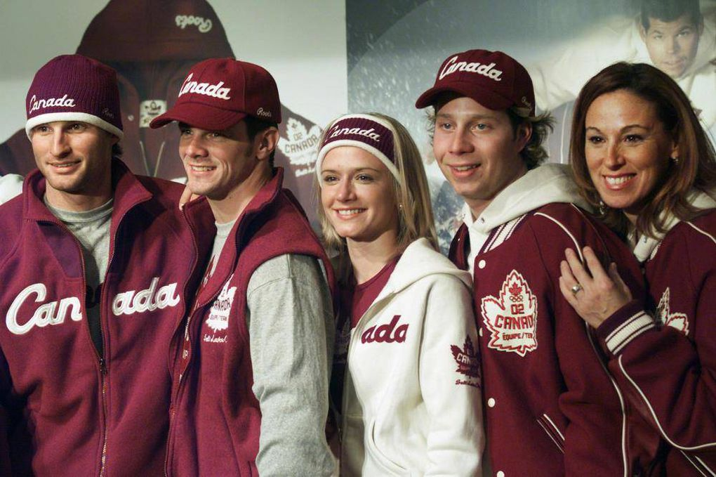 Canadian Olympic uniforms: A look back at the hits and