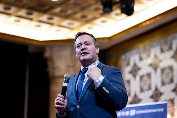 The AER mess offers Kenney a rare opportunity