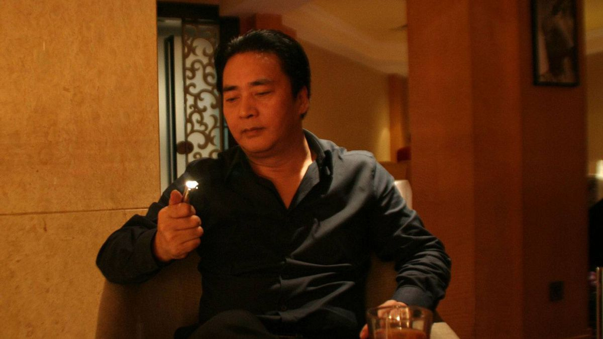 Businessman Huang Fajing, owner of Wenzhou Rifeng Lighter Co. Ltd. The city's slowdown and debt problems are 'very similar to the collapse of Lehman Brothers in the U.S., it spread so quickly,' Mr. Huang said.