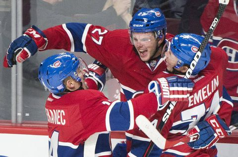 Galchenyuk provides a glimpse of the player he can become