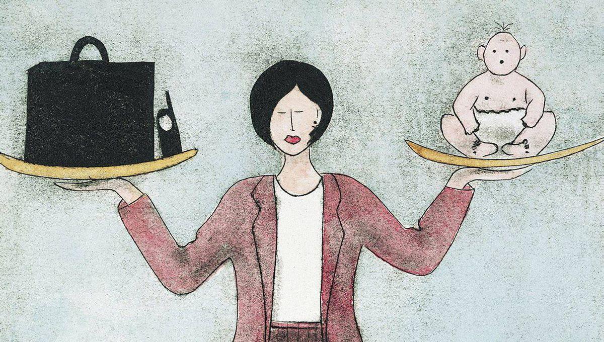 Striking the balance on maternity leave