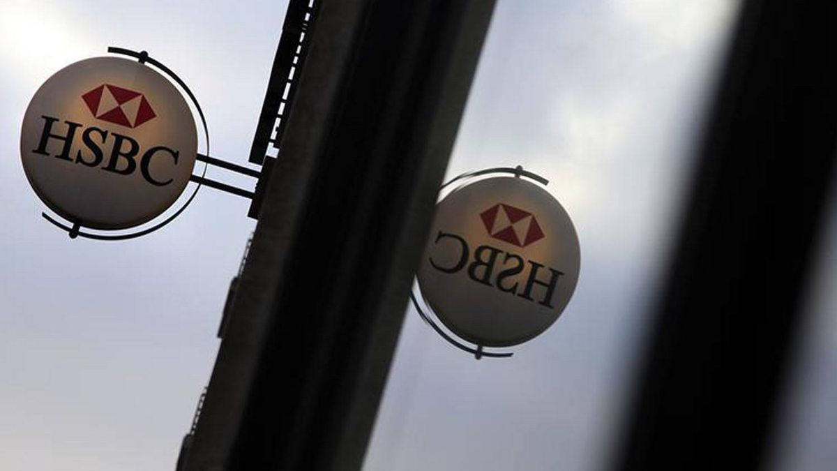 A branch of HSBC bank is seen, in central London March 6, 2011.