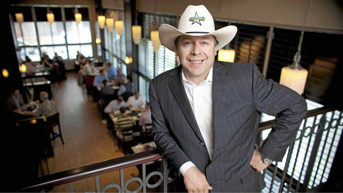 "Calgary bar owner Paul Vickers who runs Penny Lane Entertainment, has built a 50,000 sq. foot tent on the grounds of the Calgary Stampede and once again will open the famous ""cowboys"" nightclub."