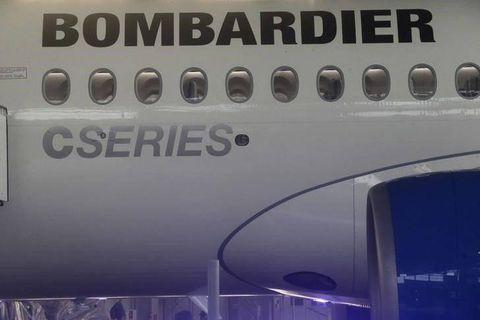 Bombardier C Series sales may be hurt by plane's high-tech content, Delta says
