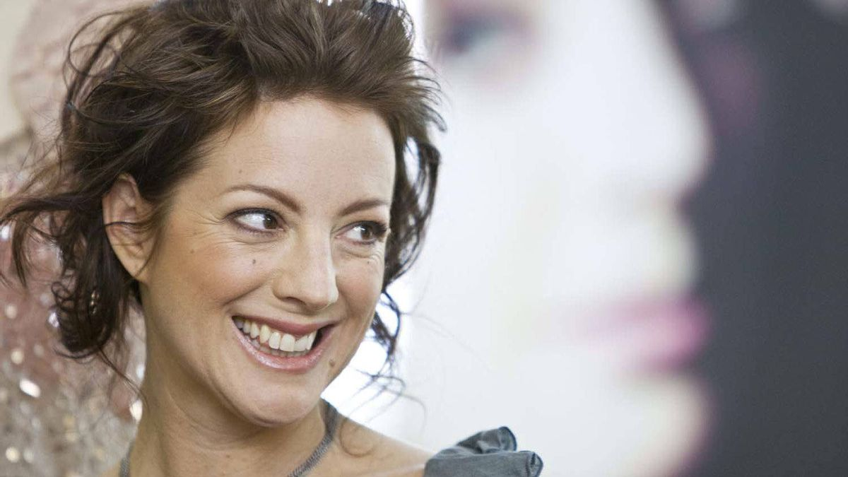 "Sarah McLachlan in Calgary last weekend to watch a dress rehearsal of ""Fumbling Towards Ecstasy."""