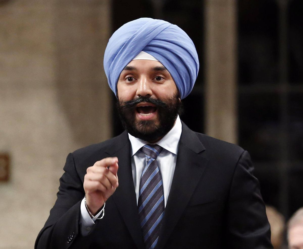 Proposed changes to statscan aim to end political for Navdeep s bains