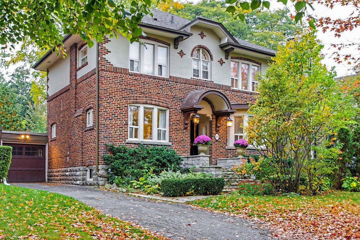 Lawrence Park Home Offers Quiet Refuge From Yonge Street Bustle