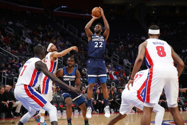 Andrew Wiggins turning some heads with clutch play for Timberwolves