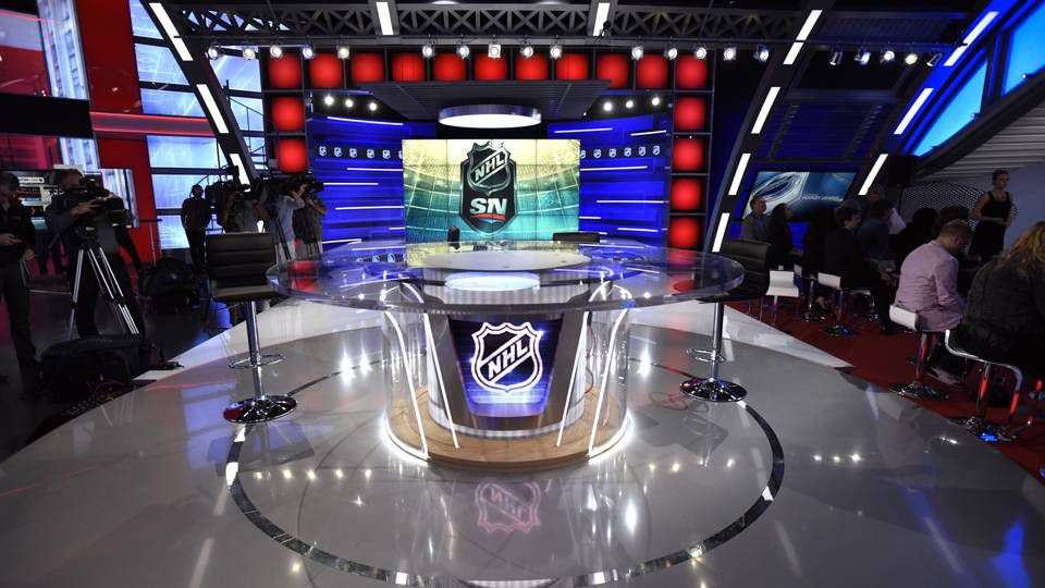 Setting The Stage For The Biggest Tv Deal In Hockey History The