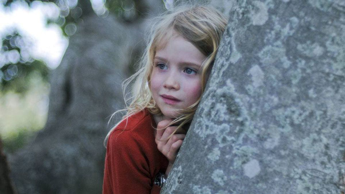 The Tree. Written and directed by Julie Bertuccelli and starring Charlotte Gainsbourg, The Tree was actually filmed in Queensland, Australia and tells the story of eight-year-old Simone (Morgana Davies), who believes her recently deceased father speaks to her through the leaves of a favourite tree.