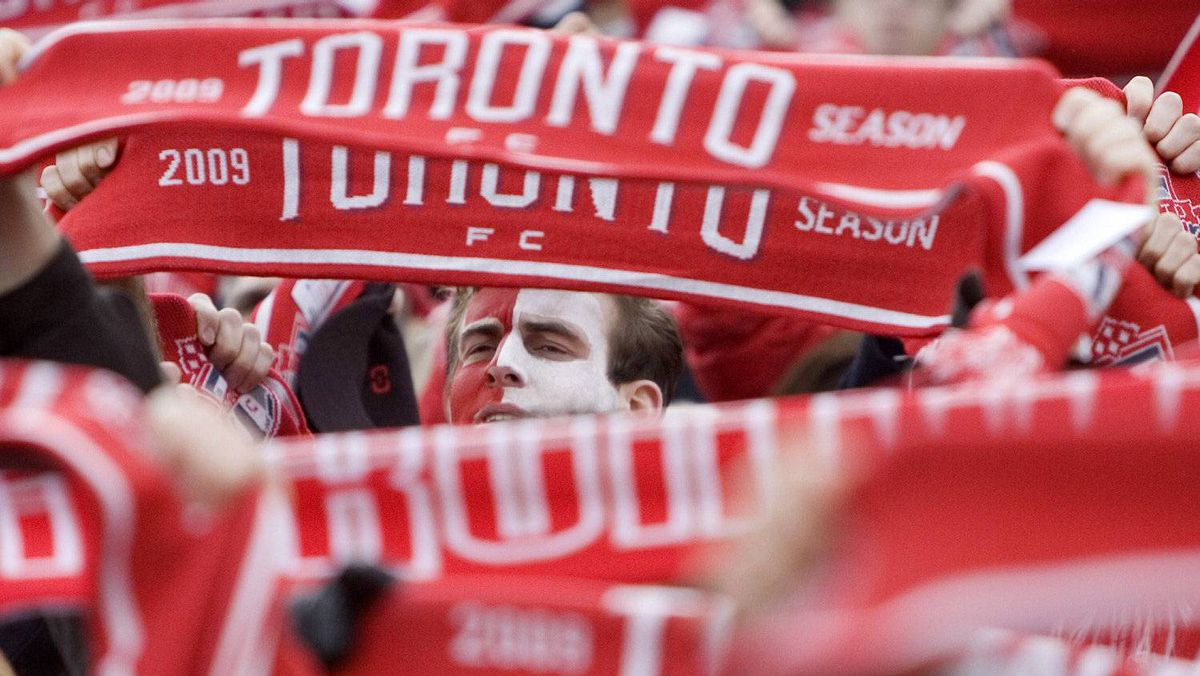Toronto FC has turned to Groupon.com to sell tickets. FILE PHOTO: THE CANADIAN PRESS/Chris Young