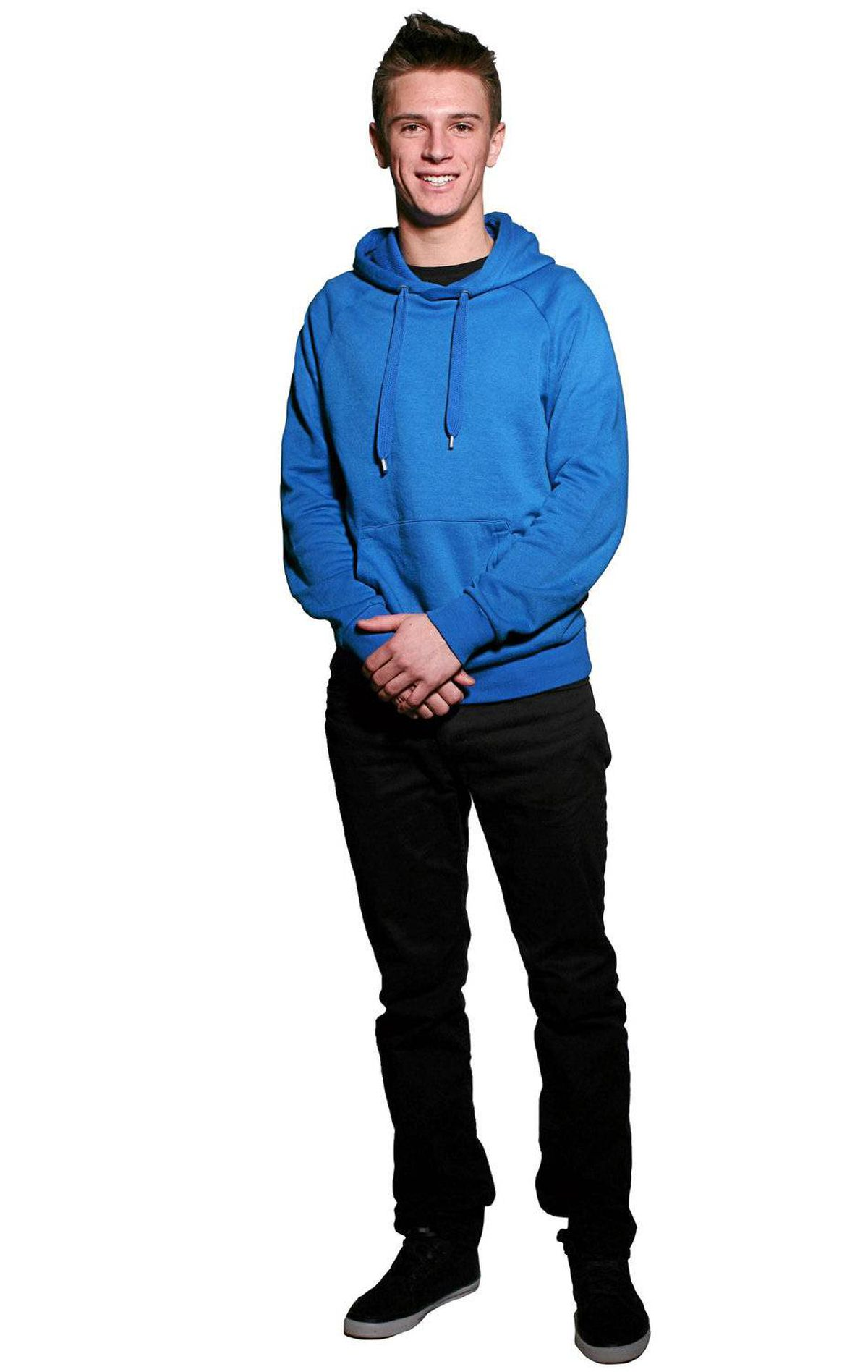 Paul De Sadeleer, 17, John McCrae Secondary School, Ottawa 'I would be dishonest if I'm saying when you see a girl on a magazine and she's very good-looking, you don't wish there was someone like that. ... [But] I hope I would never put that kind of pressure on a girl.'