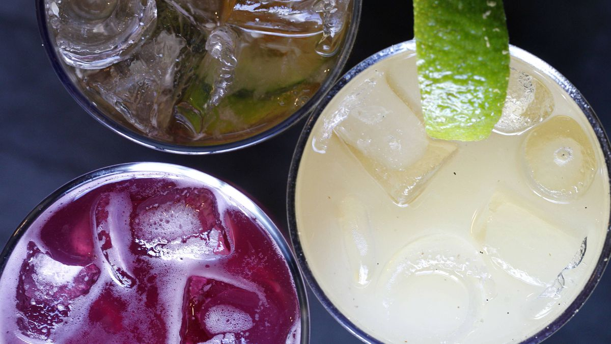 Rob Scope, manager of Refuel restaurant in Vancouver, has introduced a series of handcrafted, non-alcoholic cocktails to his menu.