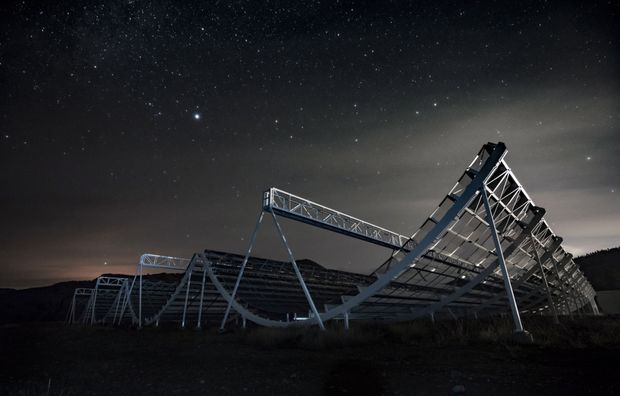 Radio signals coming from deep space detected in Canada
