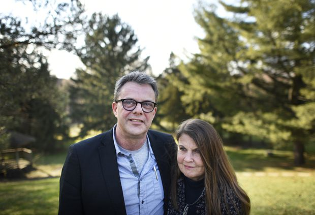 Canadian couple recounts 'survival story' of their detention