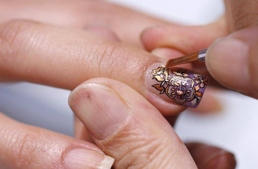 How Nail Art Is The New Unapologetic Emblem Of Femininity The