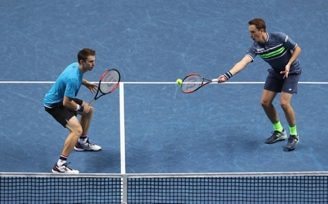 Murray and Soares beaten in World Tour Finals last four