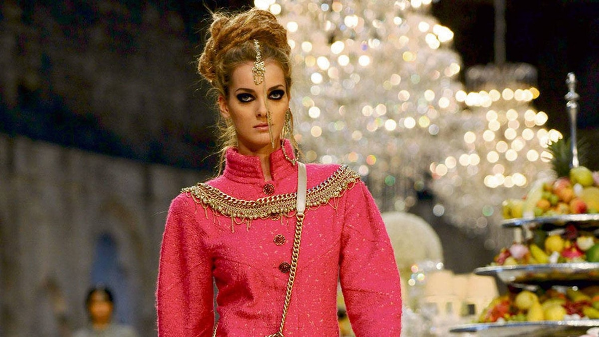 Recently staged at the Grand Palais, Chanel's Métiers d'Art show offered a luxe take on the bygone decadence of India. The collection is part of the growing trend of pre-fall shows, held outside of traditional fashion weeks to feed what one expert calls a 'seemingly insatiable appetite' for new styles.