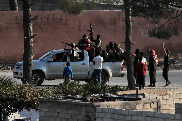 Money, hatred for the Kurds drives Turkey's self-styled Syrian National Army