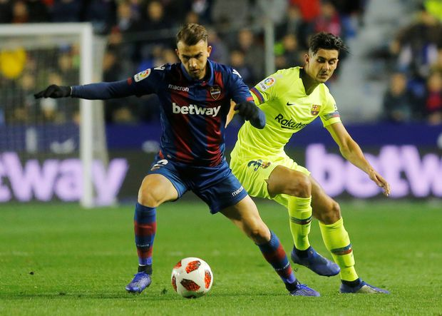 Barcelona Avoids Penalty After Complaint Of Ineligible Player Stays