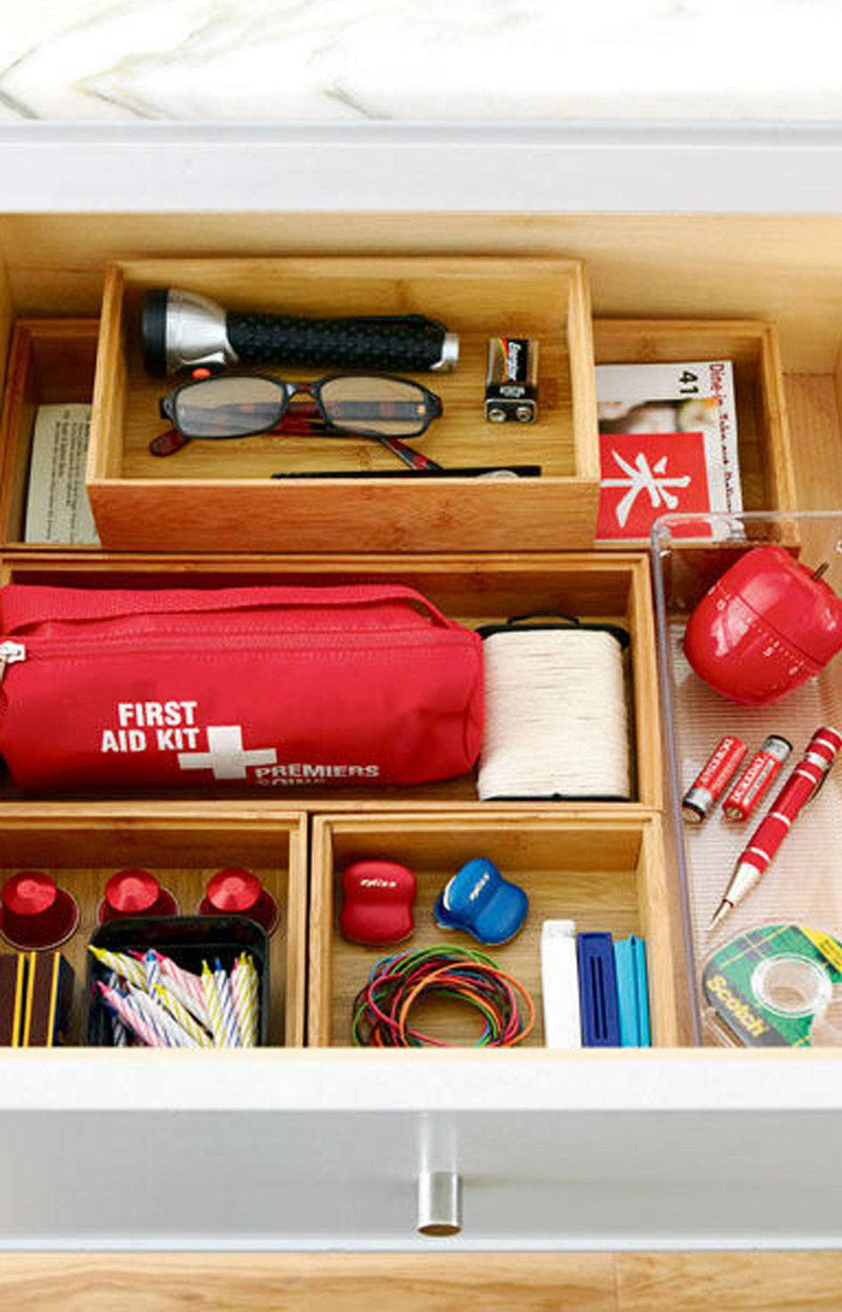 In Photos Three Examples Of How To Organize Your Stuff