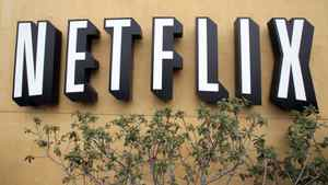 Netflix shares fell 19 per cent Thursday as it lowered its U.S. subscriber forecast.