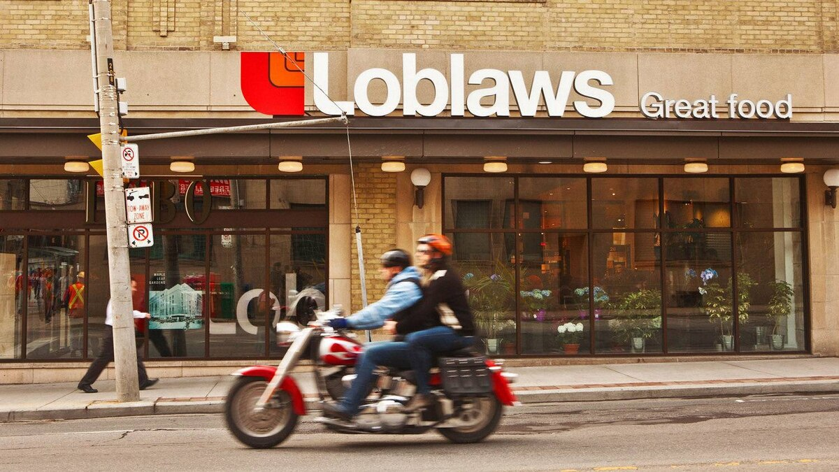 The Maple Leaf Gardens Loblaws in Toronto is seen on March 23, 2012.