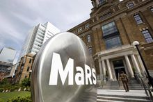 MaRS Discovery District in Toronto.