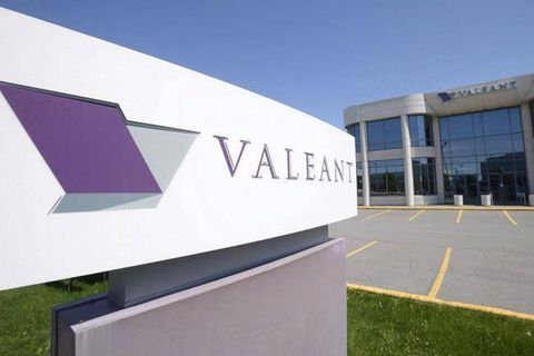 Valeant Pharmaceuticals Intl (VRX) Given a $25.00 Price Target at Cantor Fitzgerald