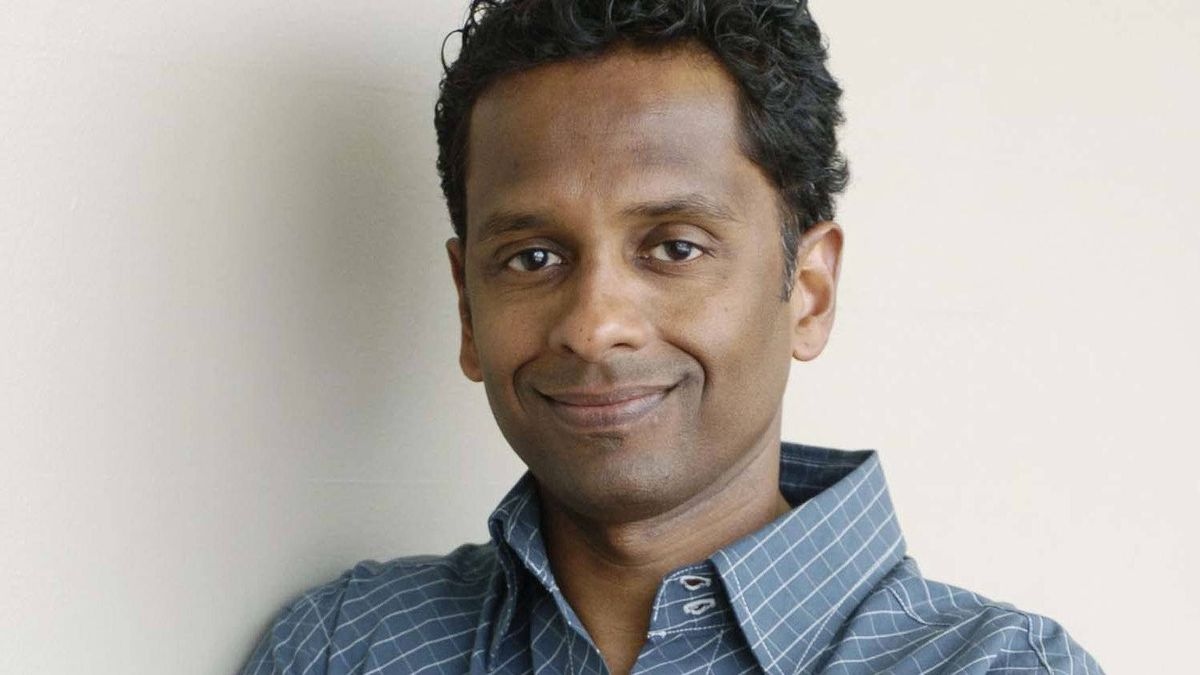 Shyam Selvadurai is among the authors that will be taking part in the Samadhana Benefit Reading Series.
