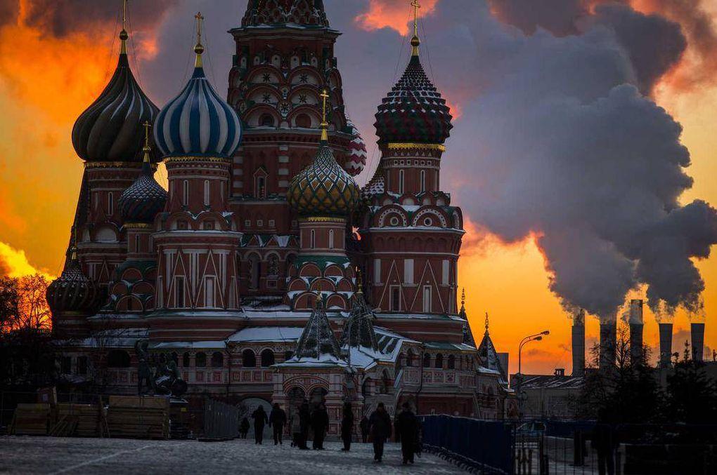 A glimpse inside Putin's Russia