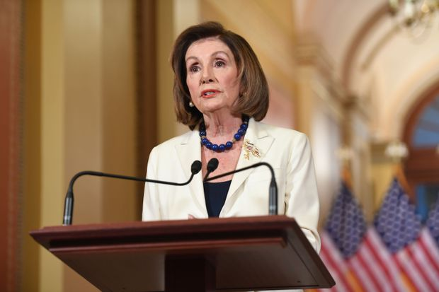 Pelosi directs House panel to draft articles of impeachment against Trump