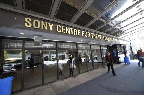 Sony Centre CEO grilled on reno costs