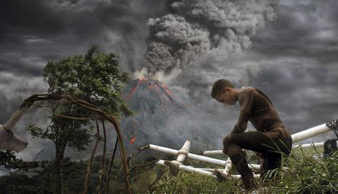 After Earth: Sci-fi, CGI, Will Smith. It's definitely summer