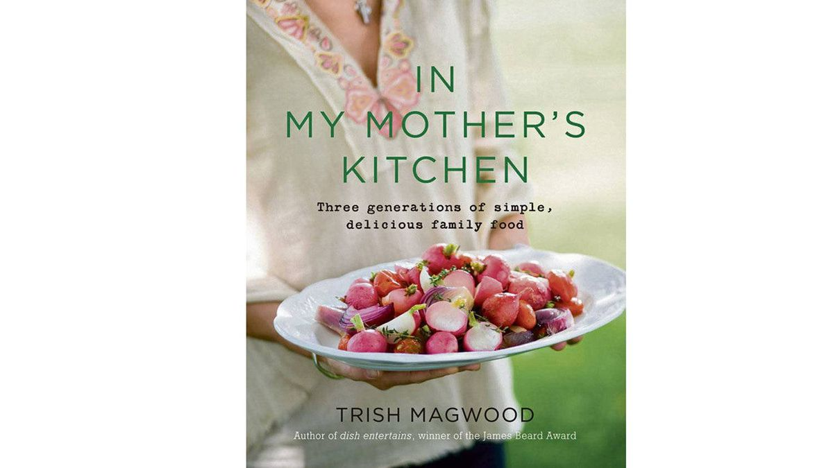 This easy-to-follow cookbook is sure to delight all chefs, from busy working moms to avid bakers. In My Mother's Kitchen by Trish Magwood, $25.07 through Amazon. amazon.ca