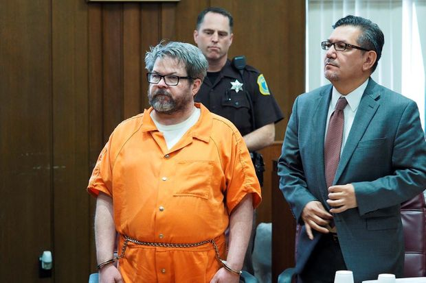 Uber driver pleads guilty to killing six people between rides