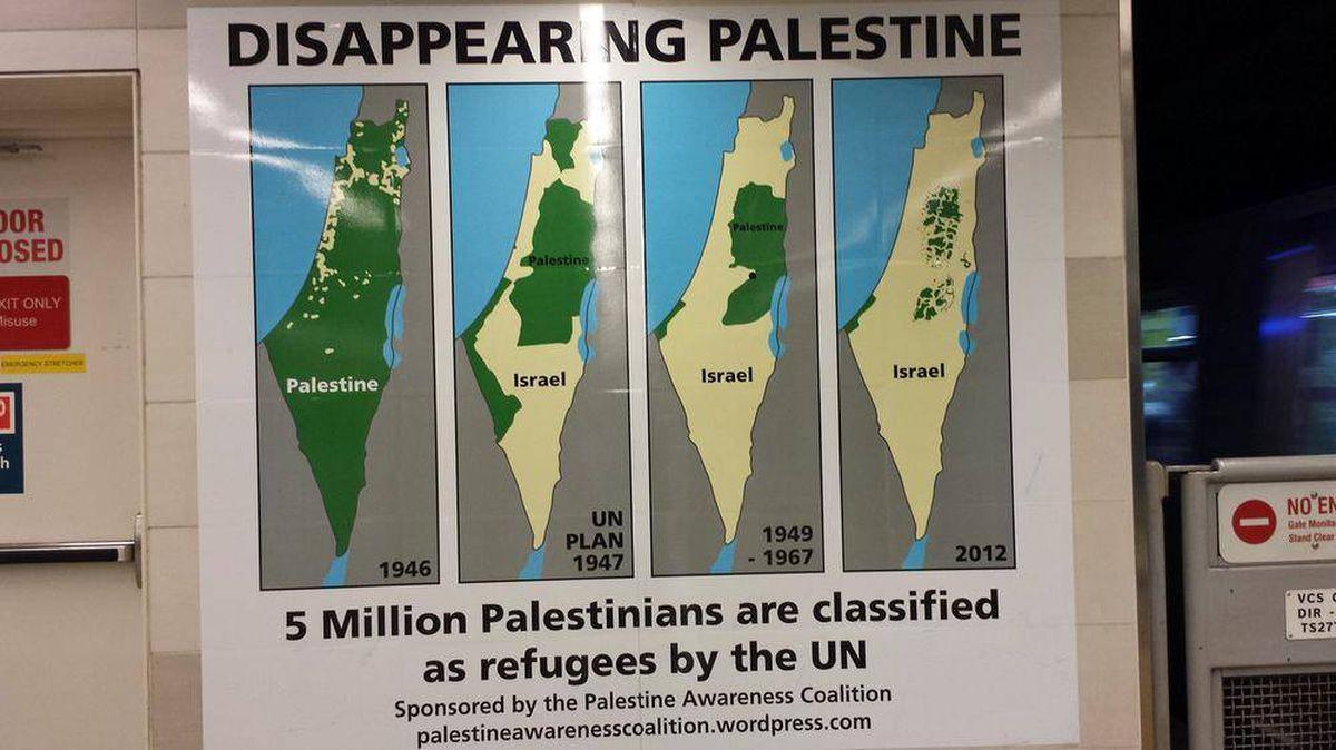 Palestine Awareness Coalition/Handout