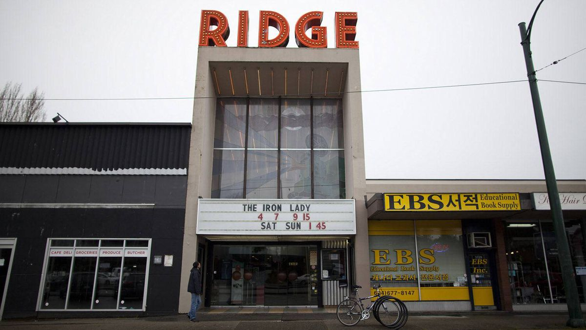 The 500-seat Arbutus Street cinema, a rare one-screen operation in a multiplex era, will fall victim to a massive redevelopment that will replace the cinema and other businesses in its strip-mall location with a retail complex topped by five storeys of condos.