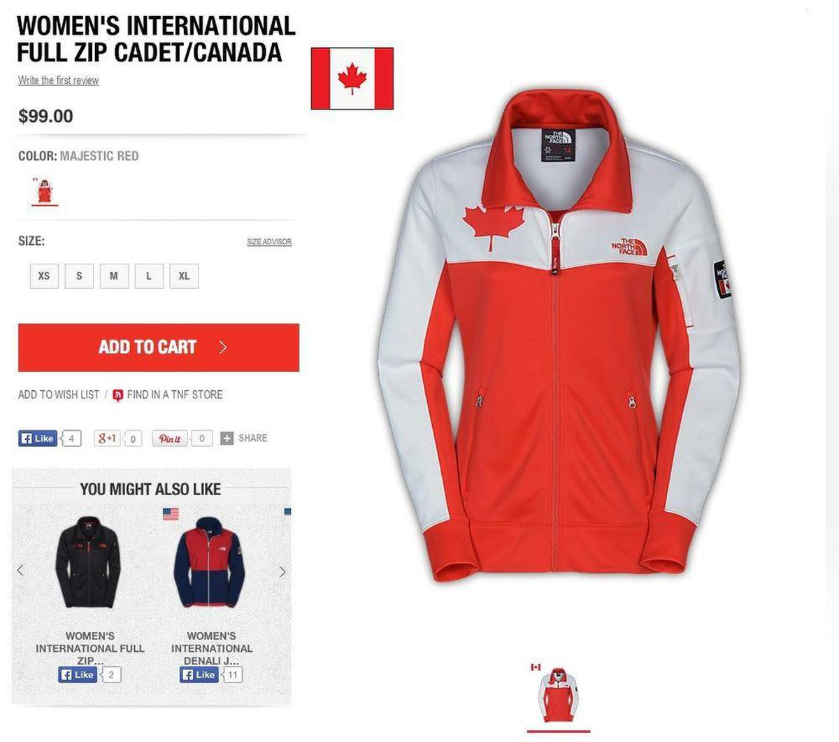 4398746ba3d North Face owner settles gear dispute with Canadian Olympic Committee