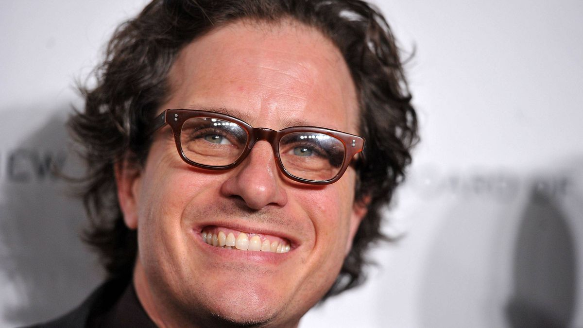 Davis Guggenheim is the director of the TIFF-opening rock doc From the Sky Down.