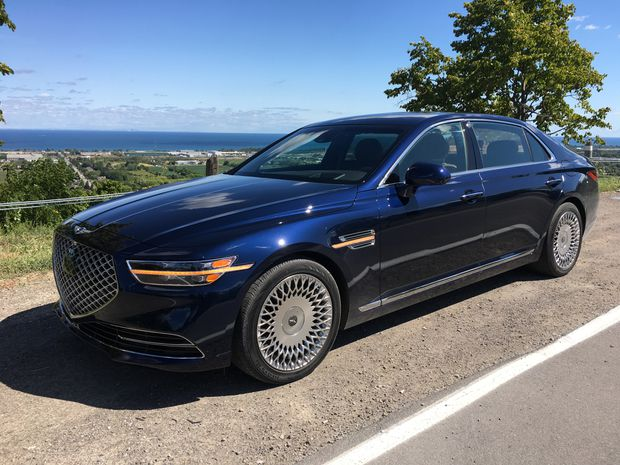 2020 Genesis G80 Sport Review.Review The Genesis Business Model Helps The 2020 G90 Stand
