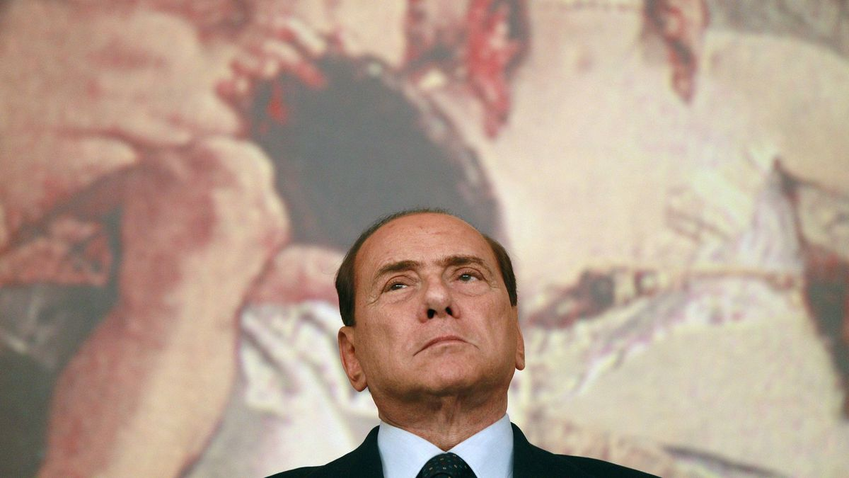 Italian Prime Minister Silvio Berlusconi, shown at Rome's Chigi Palace in August, leads a country that has become the new epicentre of the European debt crisis.