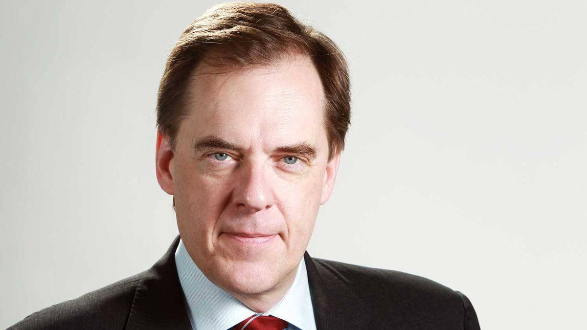 The Globe and Mail's Ottawa Bureau Chief, John Ibbitson.
